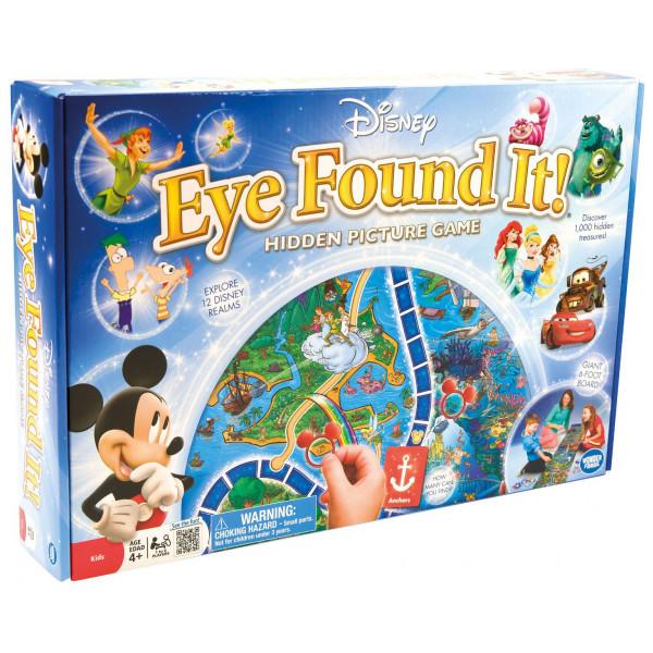 Tactic Sällskapsspel Disney - Eye Found It från Tactic