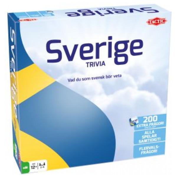 Tactic Sällskapsspel Frågespel Sverige från Tactic