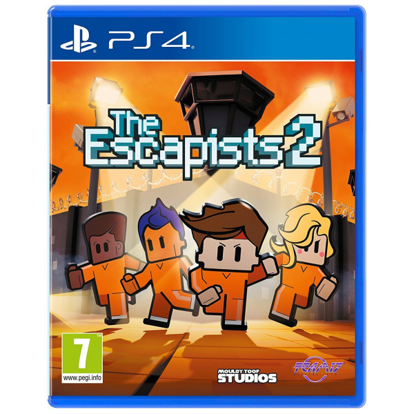 Team 17 Tv-Spel The Escapists 2 från Team 17
