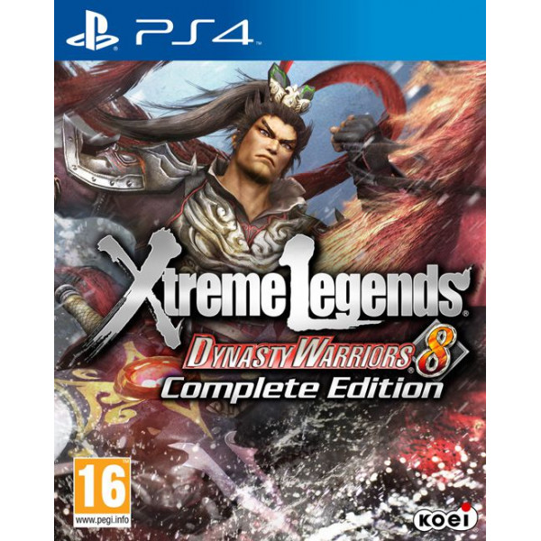 Tecmo Tv-Spel Dynasty Warriors 8 Xtreme Legends - Complete Edition från Tecmo