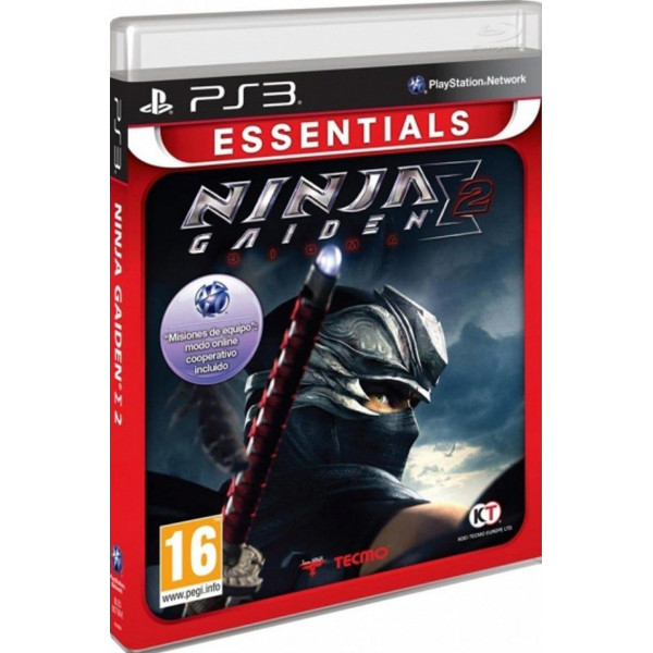 Tecmo Tv-Spel Ninja Gaiden Sigma 2 Essentials från Tecmo