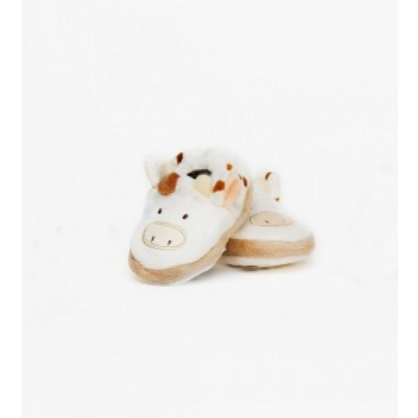 Teddykompaniet Babyleksak Diinglisar Baby Tofflor Kossa från Teddykompaniet