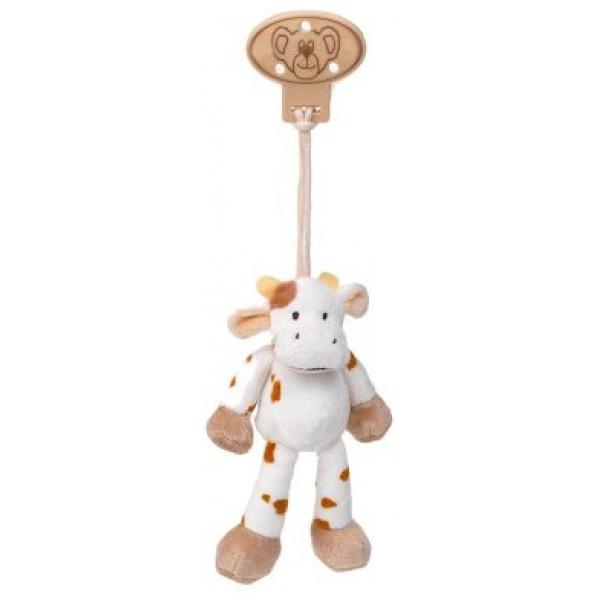 Teddykompaniet Babyleksak Diinglisar Clip Kossa från Teddykompaniet