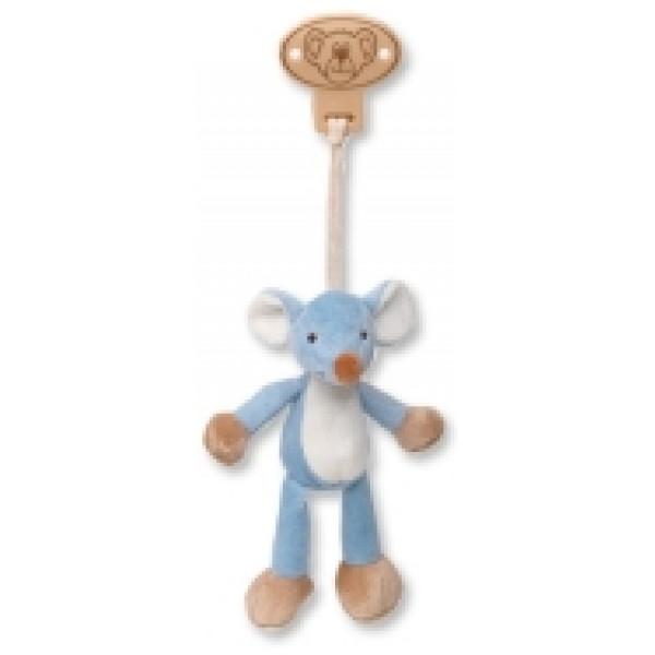 Teddykompaniet Babyleksak Diinglisar Clip Mus från Teddykompaniet