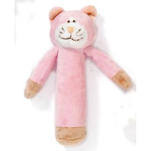 Teddykompaniet Babyleksak Diinglisar Skallra Katt från Teddykompaniet