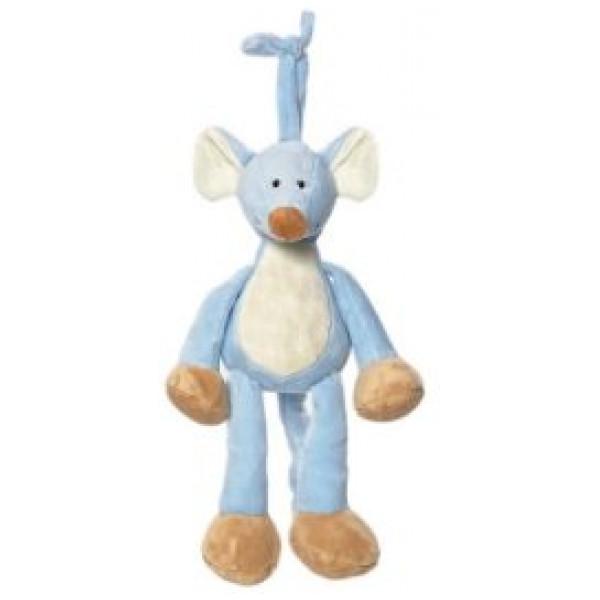 Teddykompaniet Babyleksak Diinglisar Speldosa Mus från Teddykompaniet