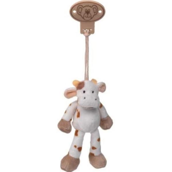 Teddykompaniet Babyleksak Diinglisar Wild Clip Tiger från Teddykompaniet