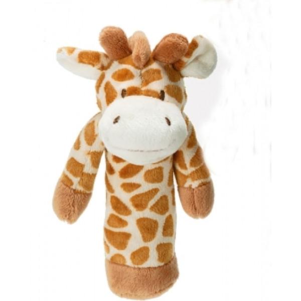 Teddykompaniet Babyleksak Diinglisar Wild Skallra Giraff från Teddykompaniet