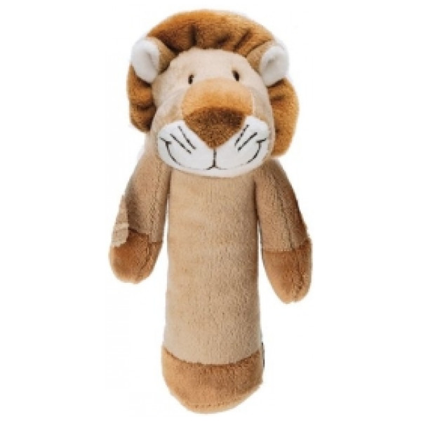 Teddykompaniet Babyleksak Diinglisar Wild Skallra Lejon från Teddykompaniet