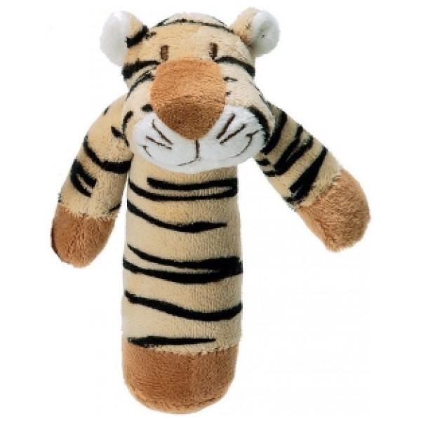 Teddykompaniet Babyleksak Diinglisar Wild Skallra Tiger från Teddykompaniet