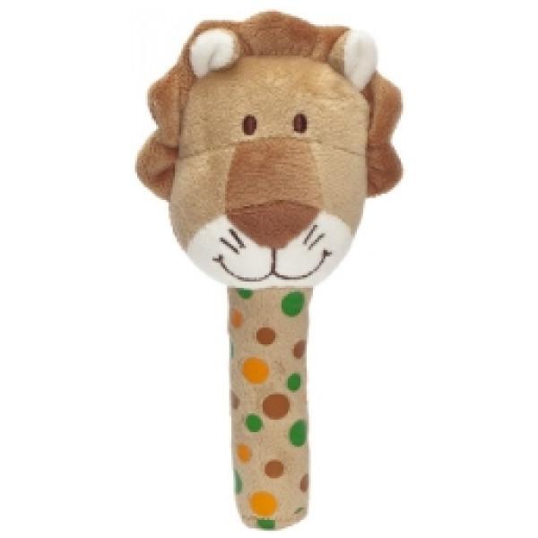 Teddykompaniet Babyleksak Diinglisar Wild Spegel M Skallra Lejon från Teddykompaniet