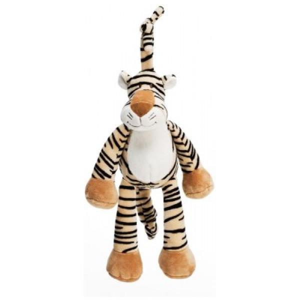 Teddykompaniet Babyleksak Diinglisar Wild Speldosa Tiger från Teddykompaniet