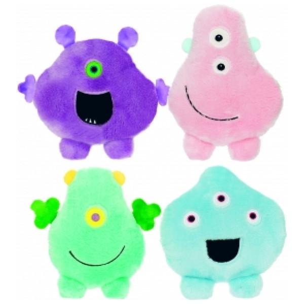 Teddykompaniet Gosedjur Monsters Turkos från Teddykompaniet