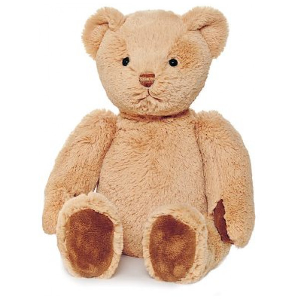 Teddykompaniet Gosedjur Vincent Beige Stor från Teddykompaniet