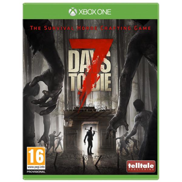 Telltale Games Tv-Spel 7 Days To Die från Telltale games