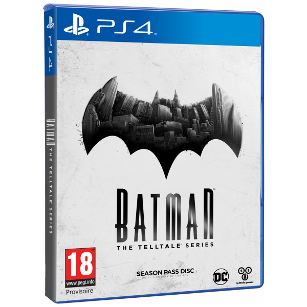 Telltale Games Tv-Spel Batman A Telltale Game Series från Telltale games
