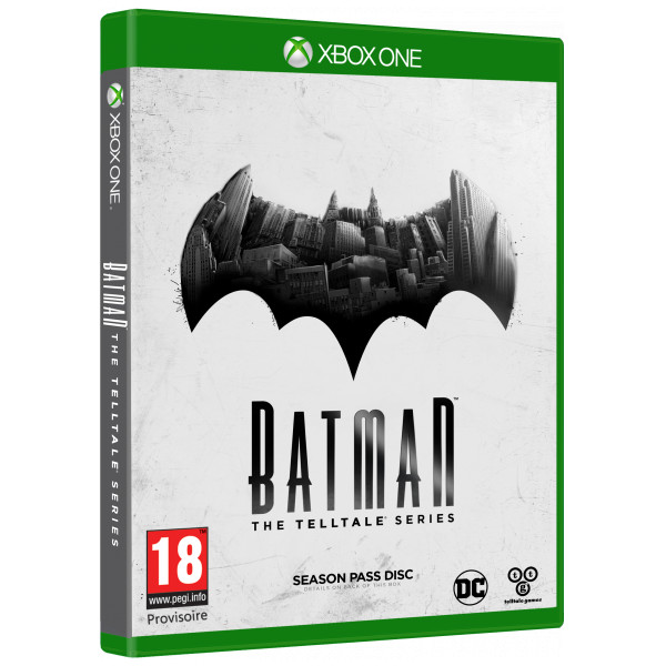 Telltale Games Tv-Spel Batman A Telltale Game Series från Telltale games
