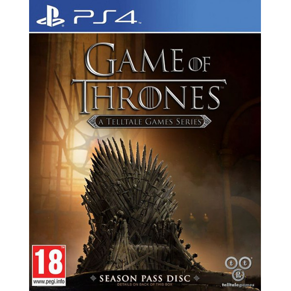 Telltale Games Tv-Spel Game Of Thrones - Season 1 från Telltale games