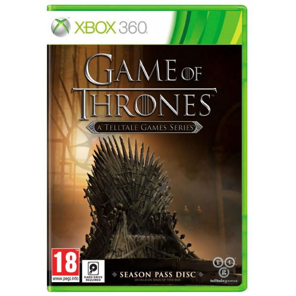 Telltale Games Tv-Spel Game Of Thrones - Season 1 från Telltale games