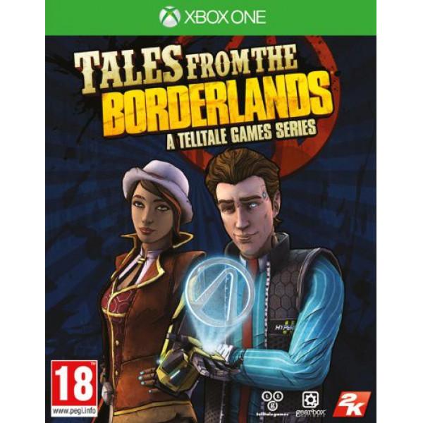 Telltale Games Tv-Spel Tales From The Borderlands från Telltale games