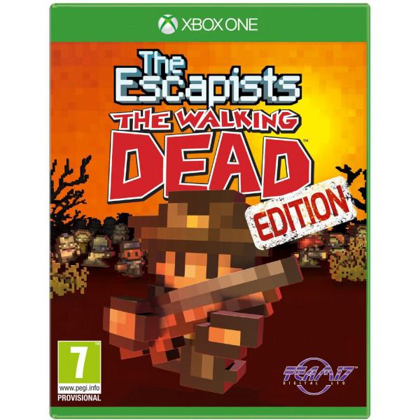 Telltale Games Tv-Spel The Escapists The Walking Dead från Telltale games