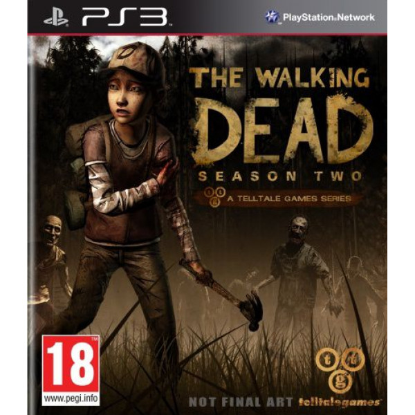 Telltale Games Tv-Spel The Walking Dead Season 2 från Telltale games