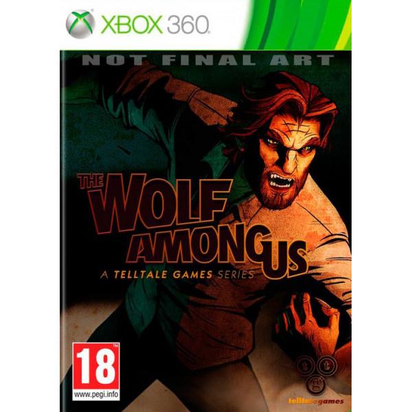 Telltale Games Tv-Spel The Wolf Among Us från Telltale games