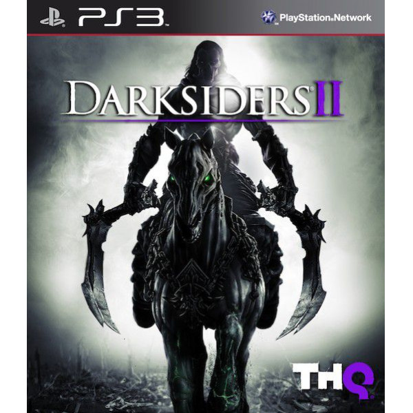 Thq Tv-Spel Darksiders Ii 2 från Thq