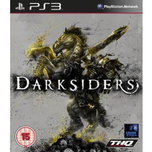 Thq Tv-Spel Darksiders Wrath Of War från Thq