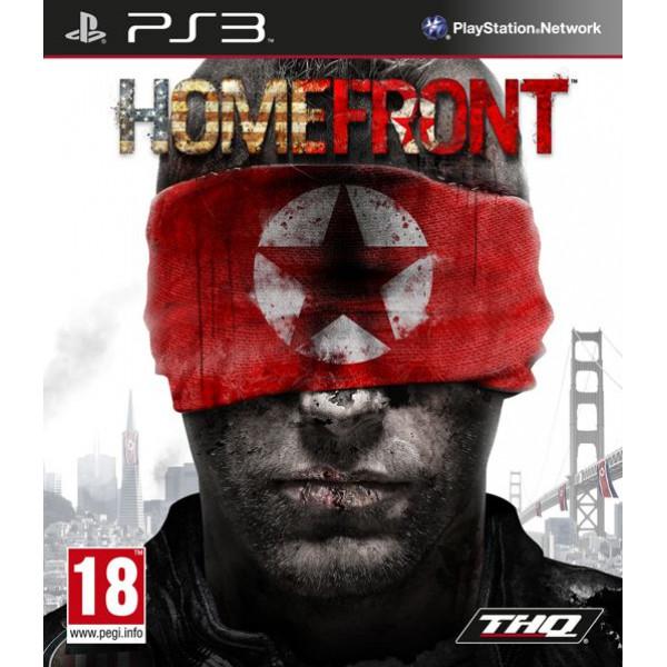 Thq Tv-Spel Homefront från Thq