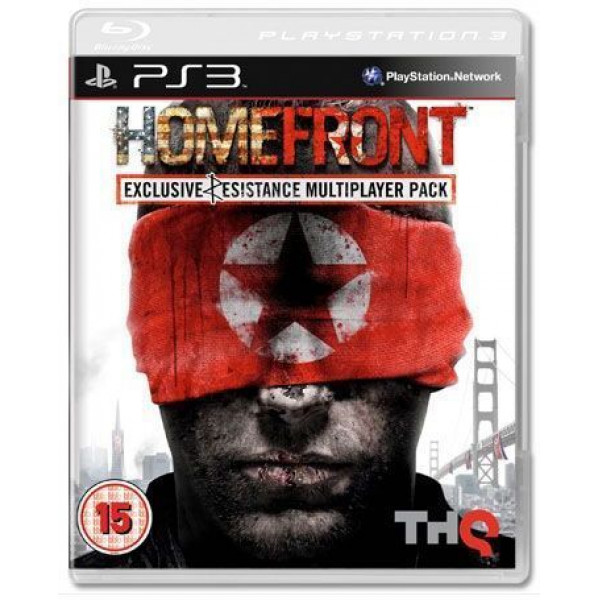 Thq Tv-Spel Homefront Resist Edition från Thq
