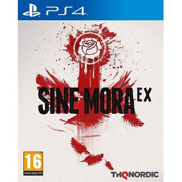 Thq Tv-Spel Sine Mora Ex från Thq