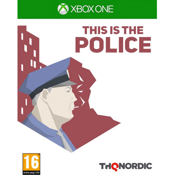 Thq Tv-Spel This Is The Police från Thq