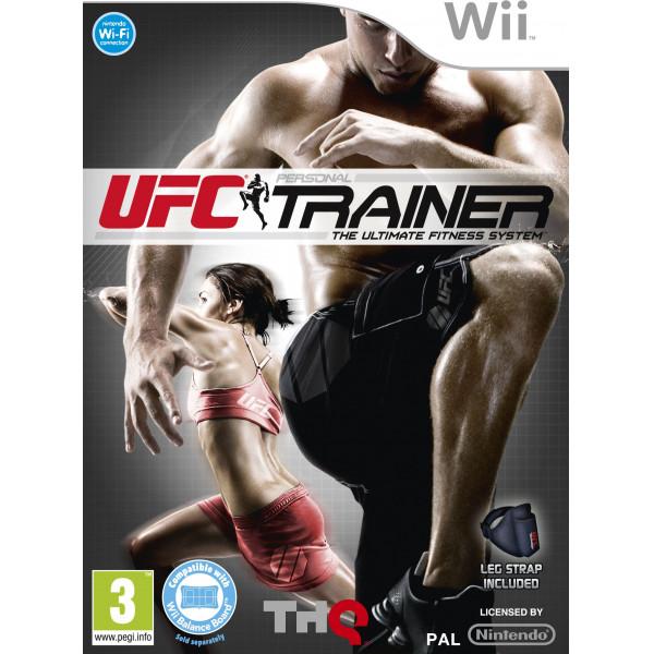 Thq Tv-Spel Ufc Personal Trainer från Thq