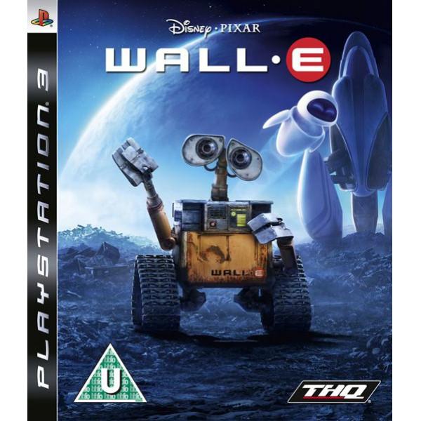 Thq Tv-Spel Wall-E från Thq