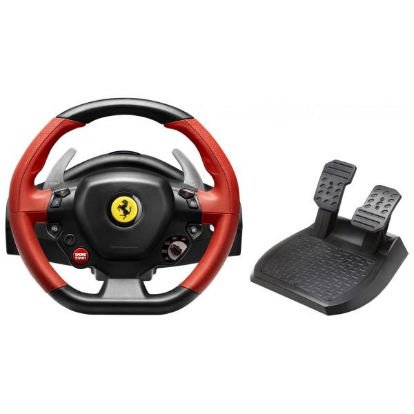 Thrustmaster Tv-Spel Ferrari 458 Spider Racing Wheel från Thrustmaster