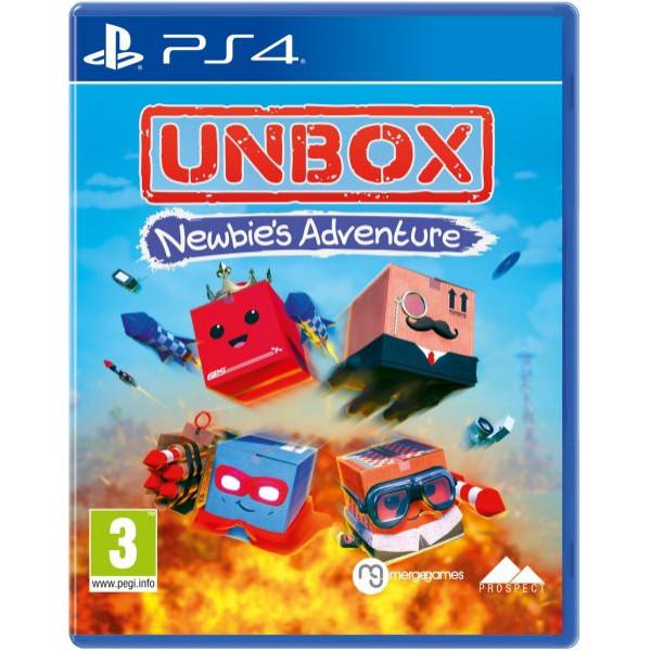 Tv-Spel Unbox Newbie ' S Adventure från Inget märke