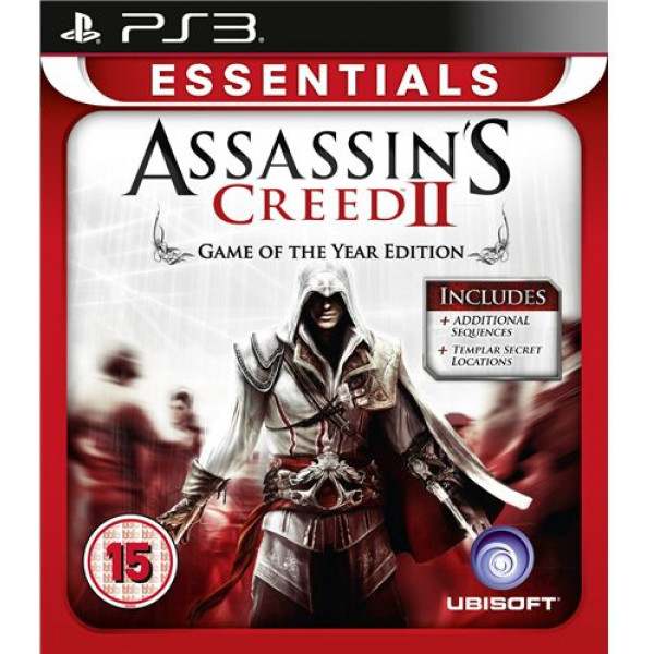 Ubi Soft Tv-Spel Assassin's Creed 2 Game Of The Year Essentials från Ubi soft