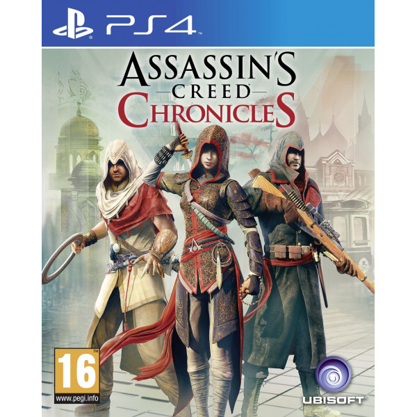 Ubi Soft Tv-Spel Assassin's Creed Chronicles från Ubi soft