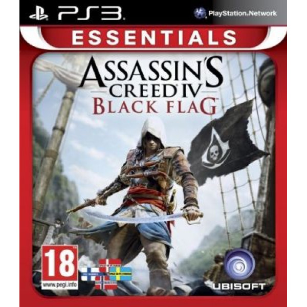 Ubi Soft Tv-Spel Assassin's Creed Iv 4 Black Flag - Essentials Nordic från Ubi soft