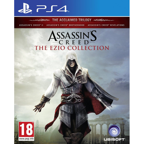 Ubi Soft Tv-Spel Assassin's Creed The Ezio Collection Nordic från Ubi soft