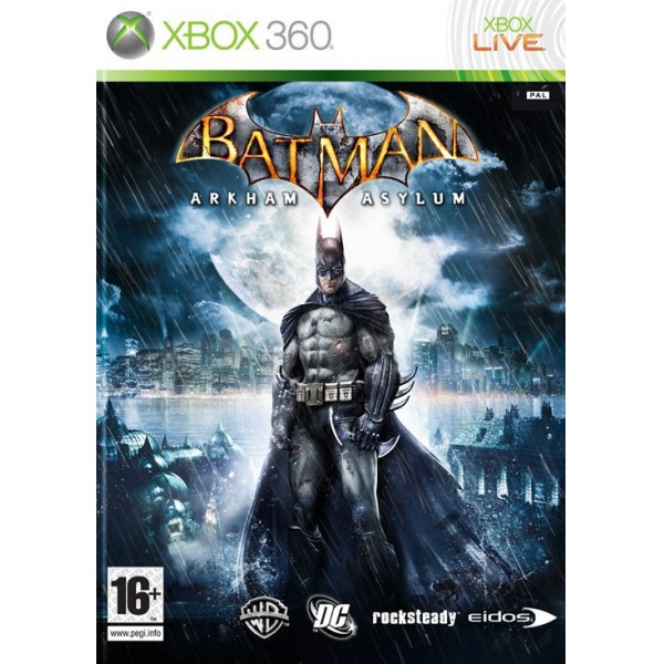 Ubi Soft Tv-Spel Batman Arkham Asylum från Ubi soft