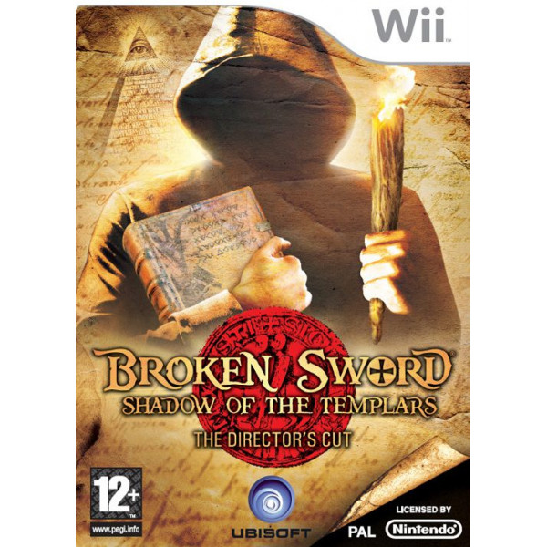 Ubi Soft Tv-Spel Broken Sword Shadow Of The Templars från Ubi soft