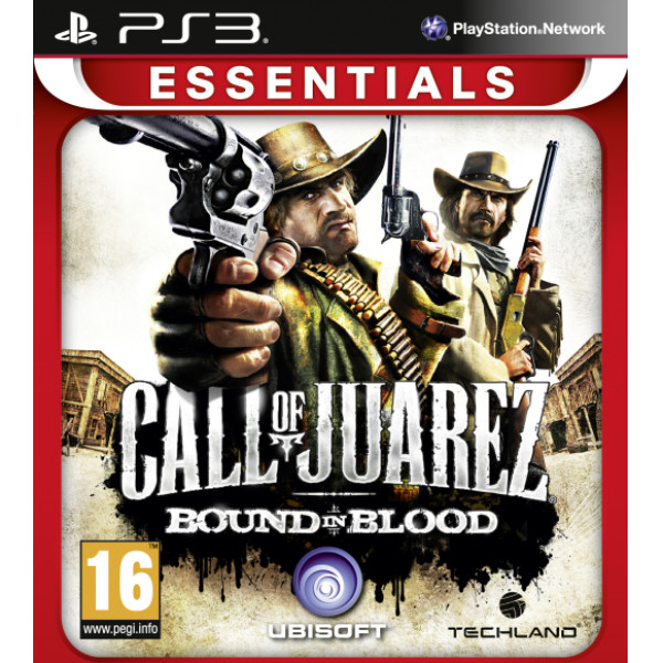Ubi Soft Tv-Spel Call Of Juarez Bound In Blood Essentials Uknordic från Ubi soft