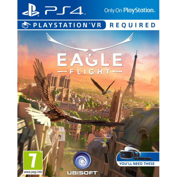 Ubi Soft Tv-Spel Eagle Flight Vr från Ubi soft