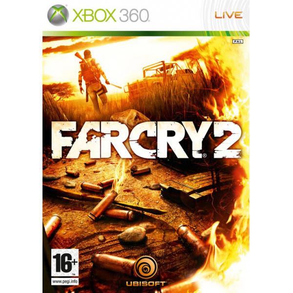 Ubi Soft Tv-Spel Far Cry 2 Classics från Ubi soft
