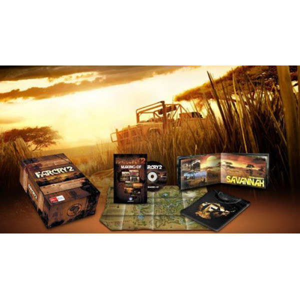 Ubi Soft Tv-Spel Far Cry 2 Collectors Edition från Ubi soft