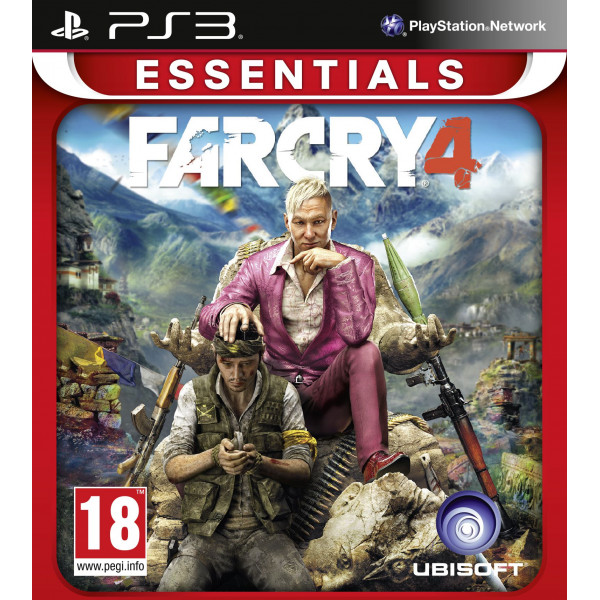 Ubi Soft Tv-Spel Far Cry 4 Essentials Nordic från Ubi soft