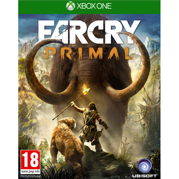 Ubi Soft Tv-Spel Far Cry Primal Uknordic från Ubi soft