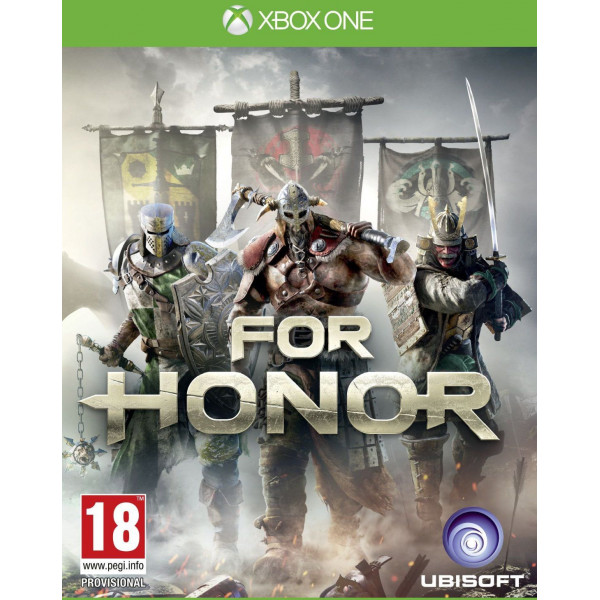 Ubi Soft Tv-Spel For Honor från Ubi soft
